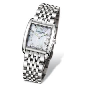 Raymond Weil Don Giovanni Stainless Steel Watch
